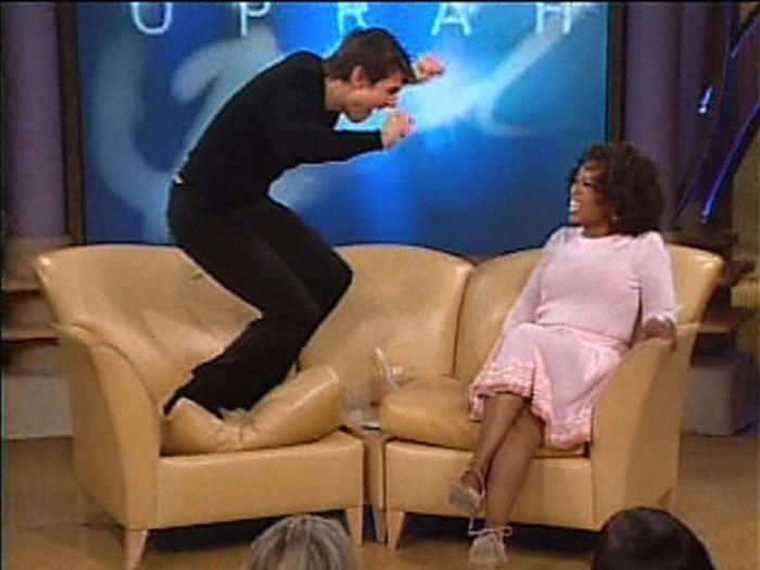 It's Over For Tom & Katie Tom Cruise Oprah Winfrey Show
