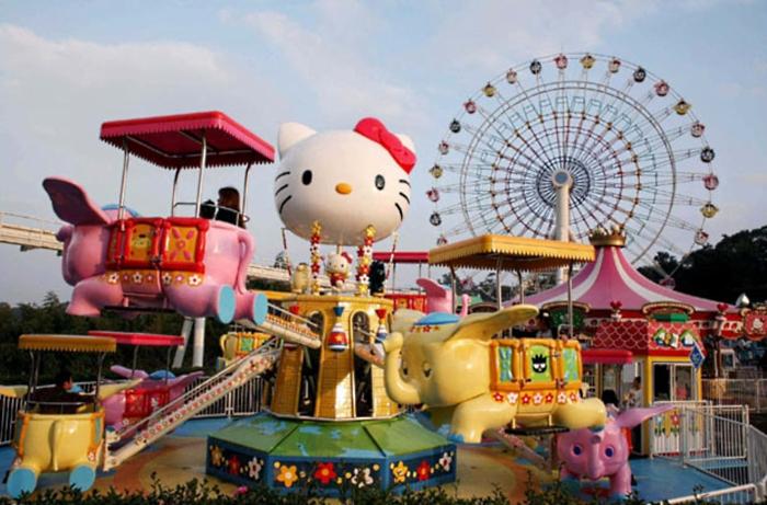Hello Kitty Town To Open In Malaysia HELLO KITTY