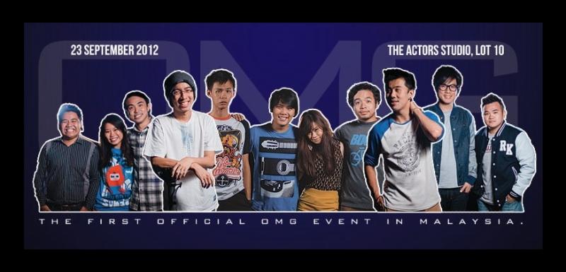 Malaysian Youtubers Unite For Omg Hype Malaysia