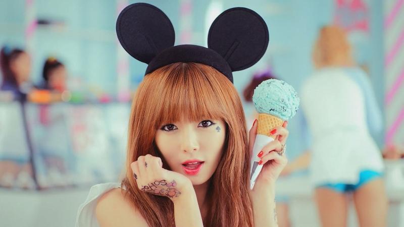 #GDA Artiste Profile: HyunA HyunA