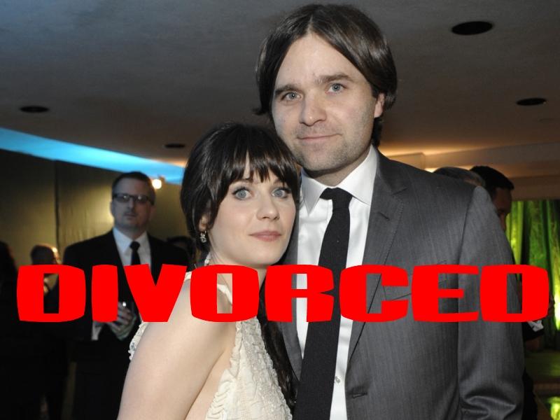 Zooey Deschanel & Ben Gibbard Legally Divorced | Hype Malaysia