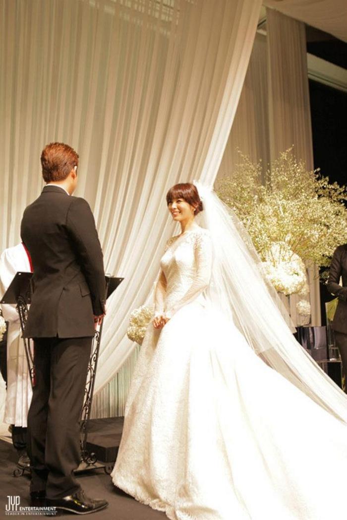 Image Wonder Girls Sunye Wedding Download