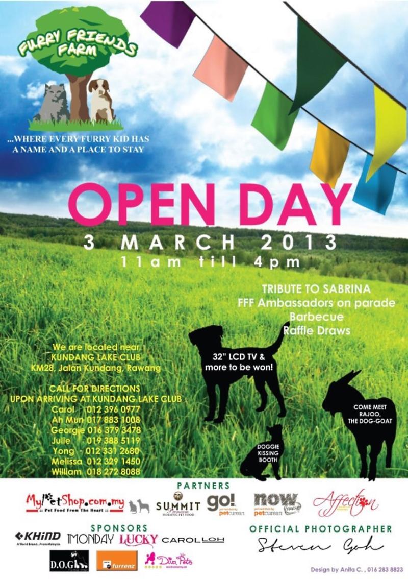 FFF Open Day