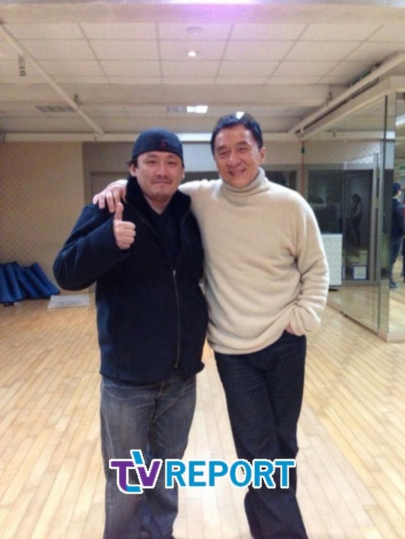 Jackie Chan Double JC
