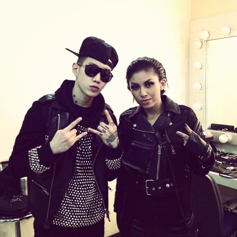 Jay Park Mizz Nina