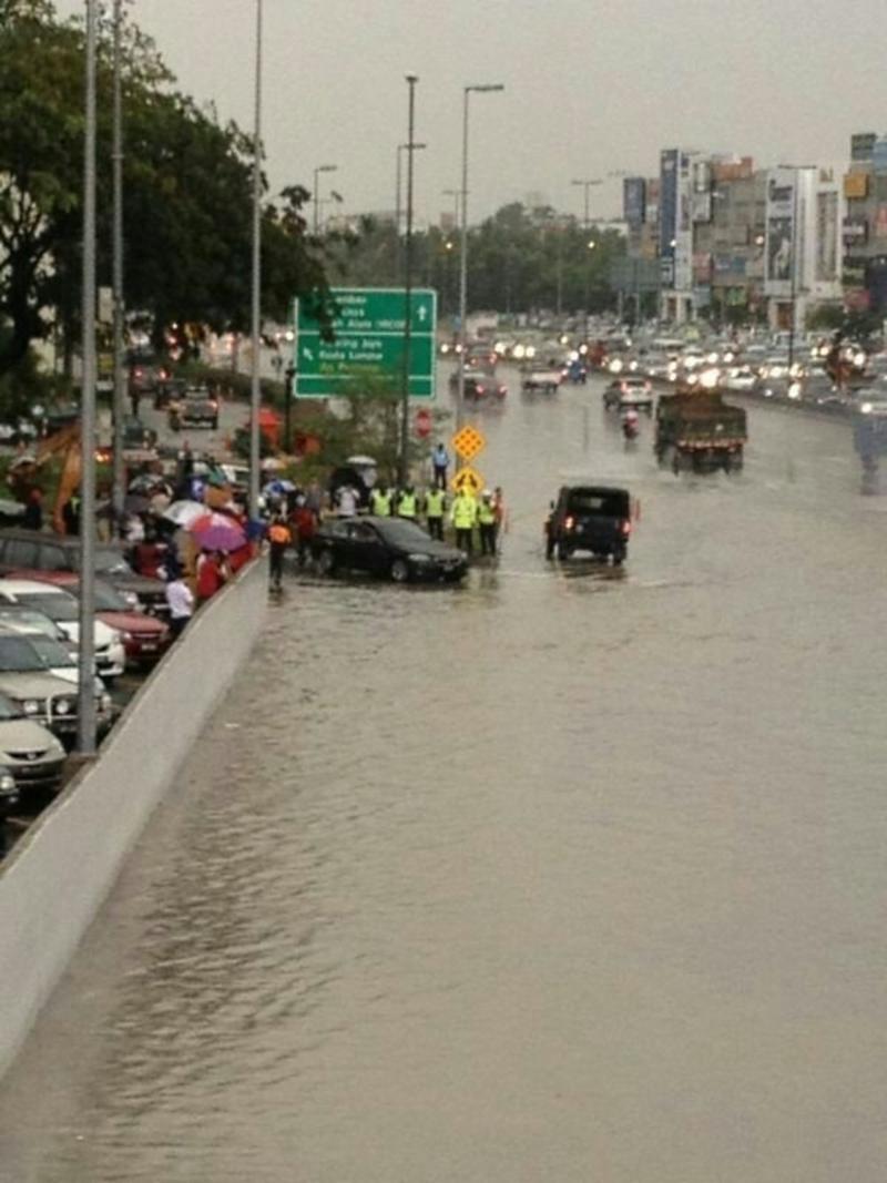 Puchong Flash Flood