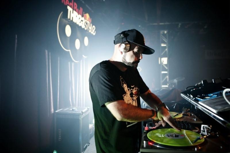Red Bull DJ Nu Mark