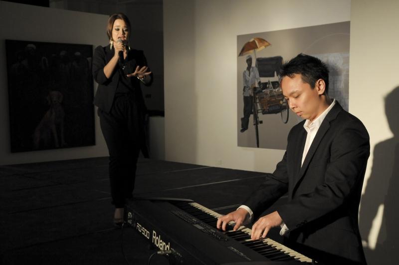 Stephanie Van Driesen & Onn San