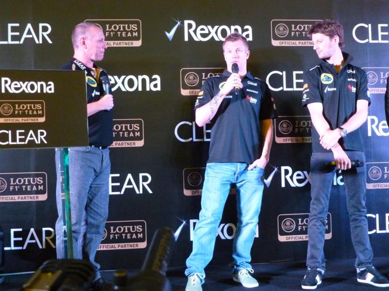 Clear REXONA Lotus F1 Team Malaysia (31)
