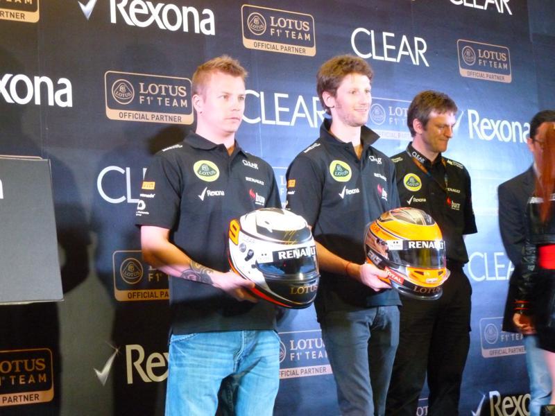 Clear REXONA Lotus F1 Team Malaysia (42)