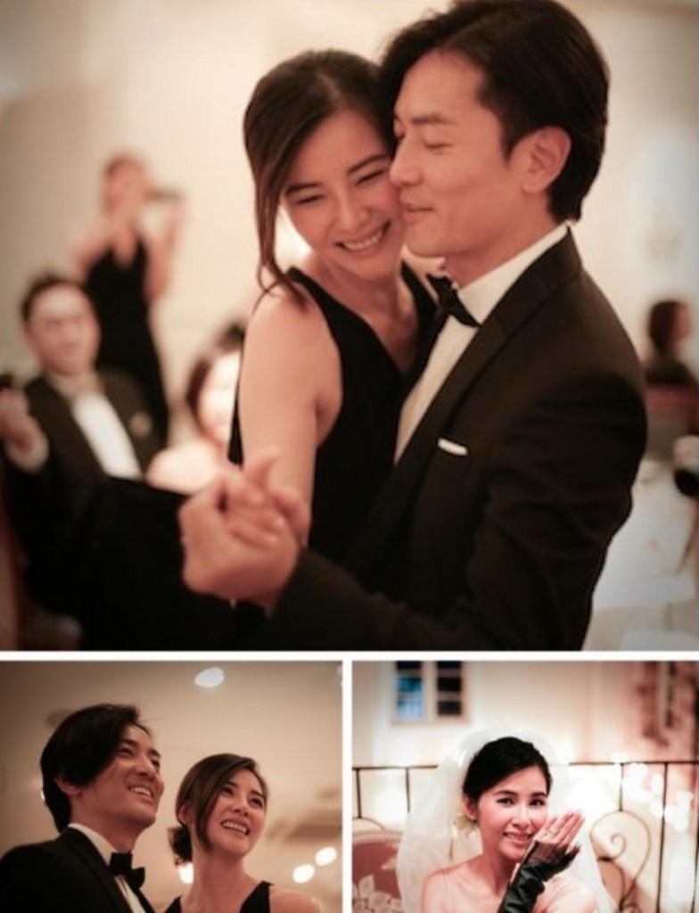 Ekin Cheng Yoyo Mung Wedding