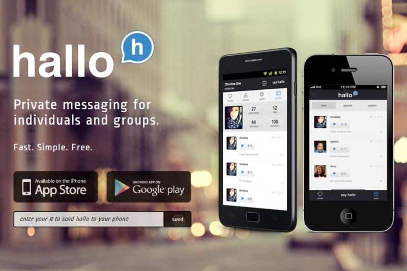 Hallo App