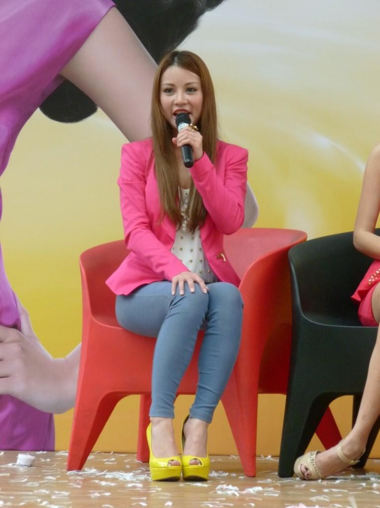 Hannah Tan Sunsilk Girls Search