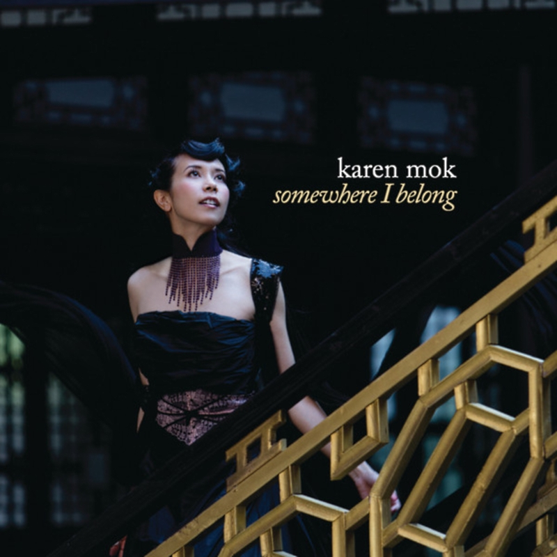 Karen Mok Somewhere I Belong