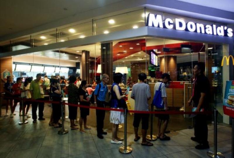 McDonald's National Breakfast Day