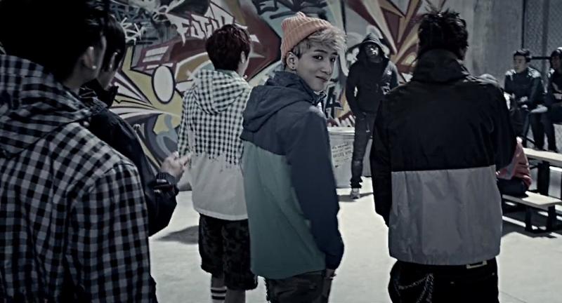 PUMA Korea B1A4 Suede