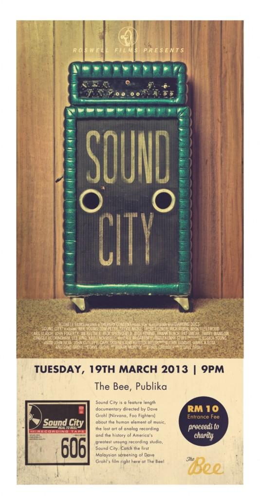 Sound City The Bee Screening
