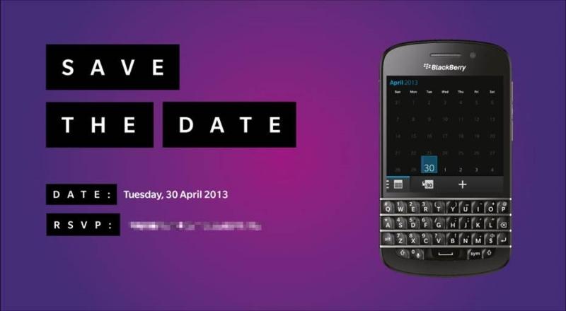 BlackBerry Q10 Launch Malaysia