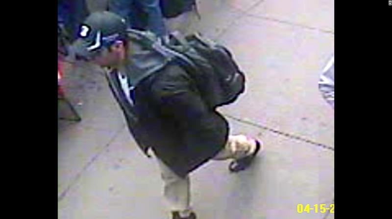 Bombing Suspect Boston Marathon