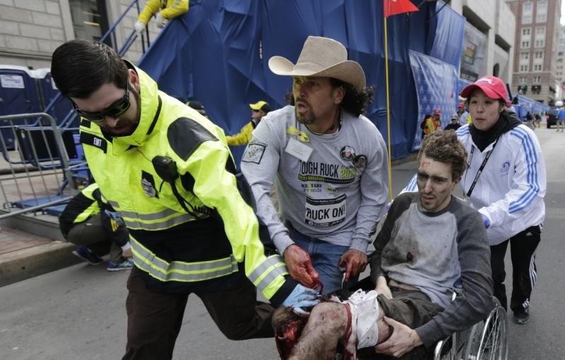Boston Bombing Marathon