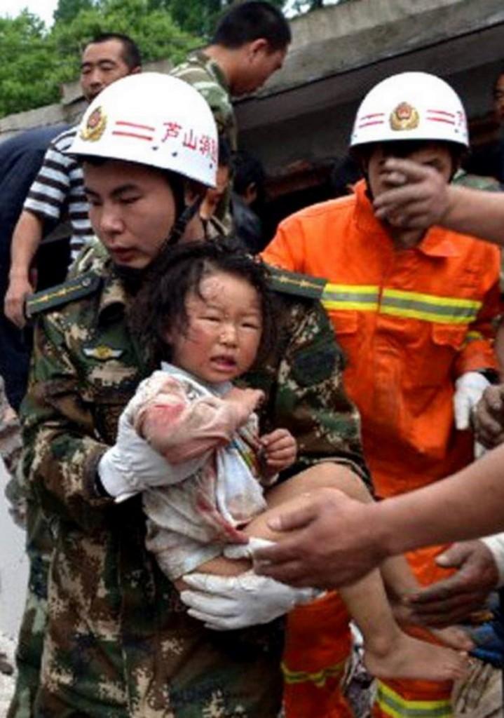 China Earthquake (1)