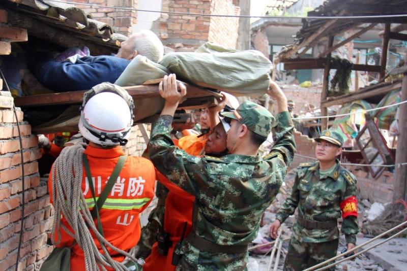 China Earthquake (2)