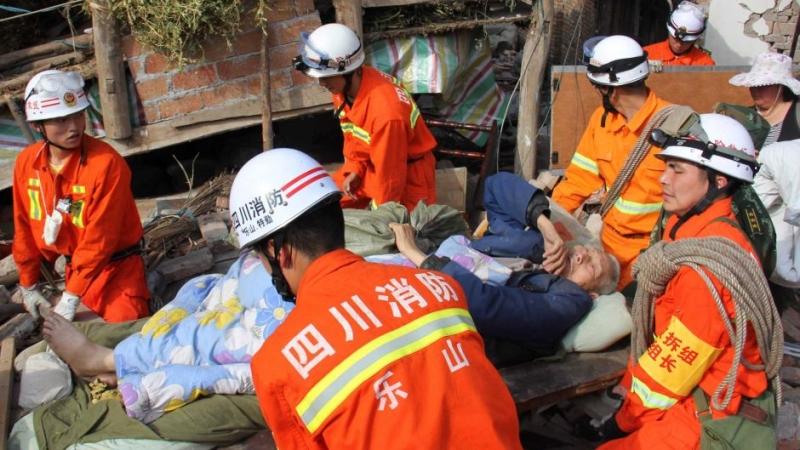 China Earthquake (4)