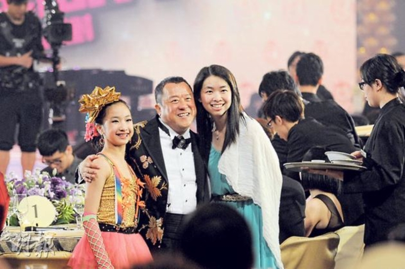 Eric Tsang Daughter