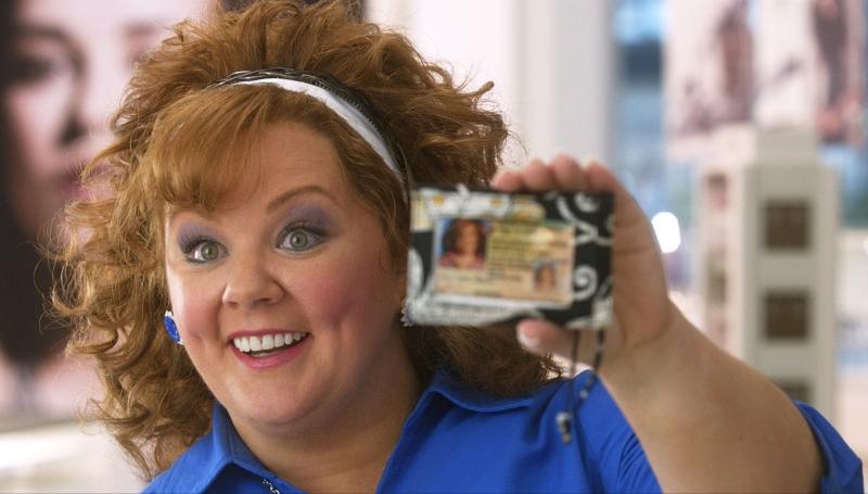 Identity Thief Melissa McCarthy