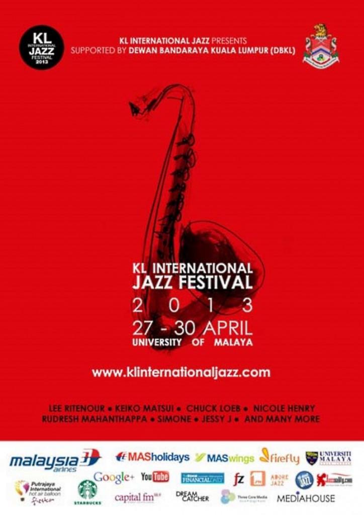 KL International Jazz Fest 2013
