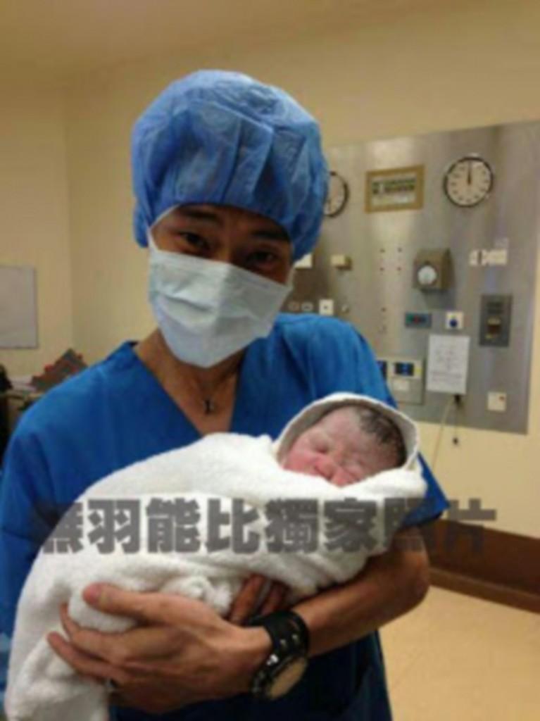 Lee Chong Wei Son  Lee Chong Wei Proud Father To Son, Kingston Lee Lee Chong Wei Son