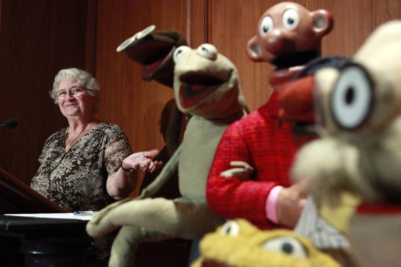 Muppets Jane Henson
