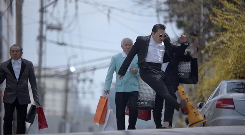 PSY Gentleman KBS Ban