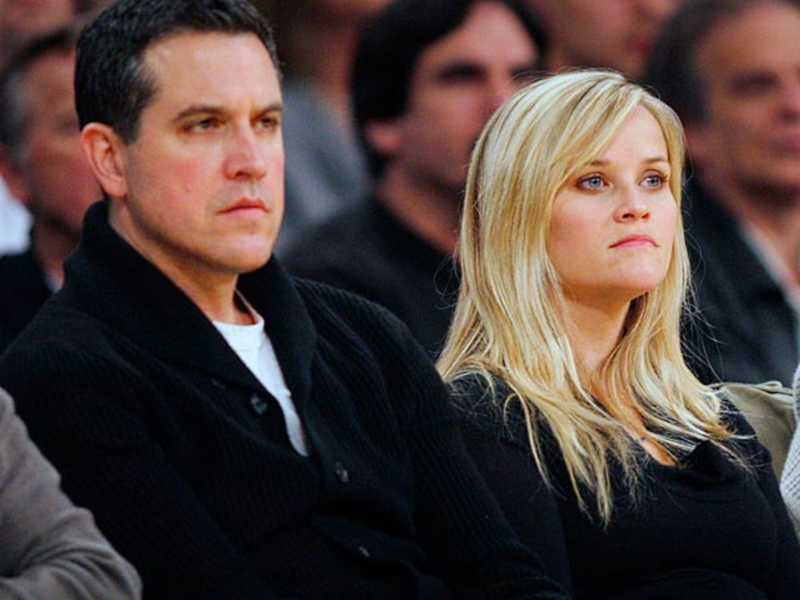 Reese Witherspoon Jim Toth Arrested