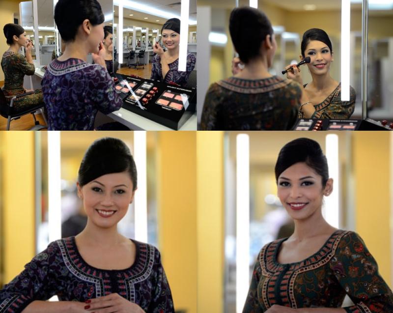 Singapore Girl SIA Makeover