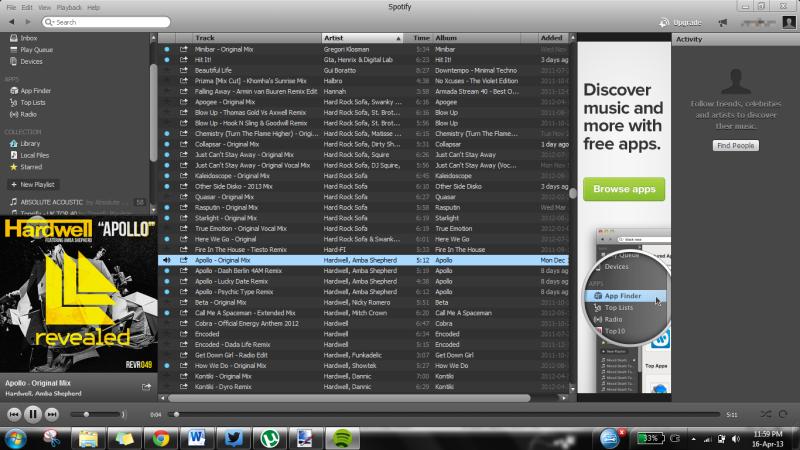 Spotify Malaysia