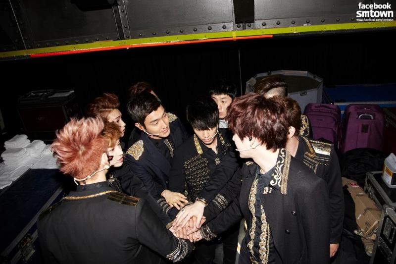 Super Junior Super Show 5 Buenos Aires