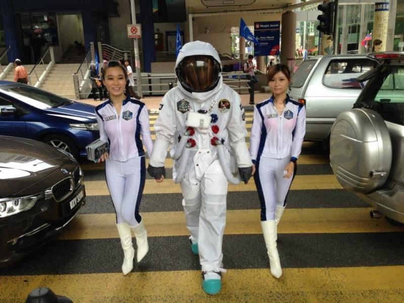 AXE Apollo Hijack 14