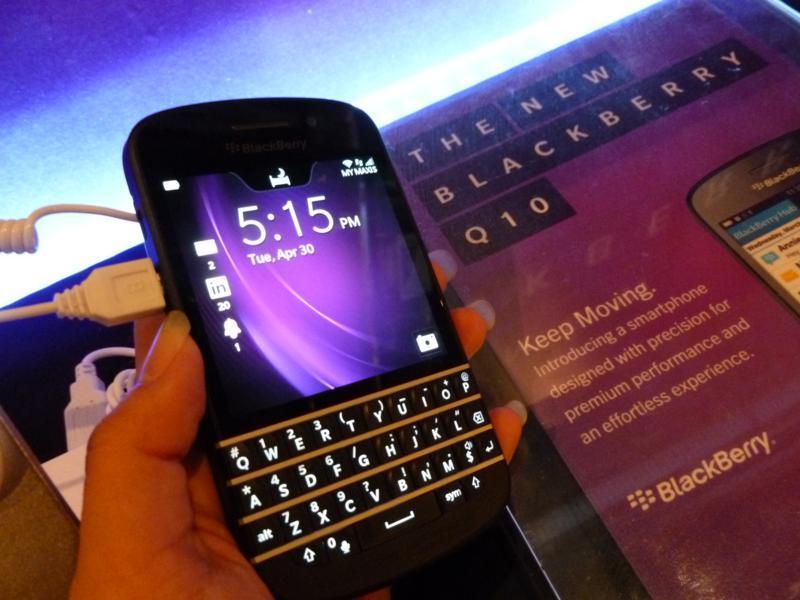 BlackBerry Q10 Launch Malaysia (6)