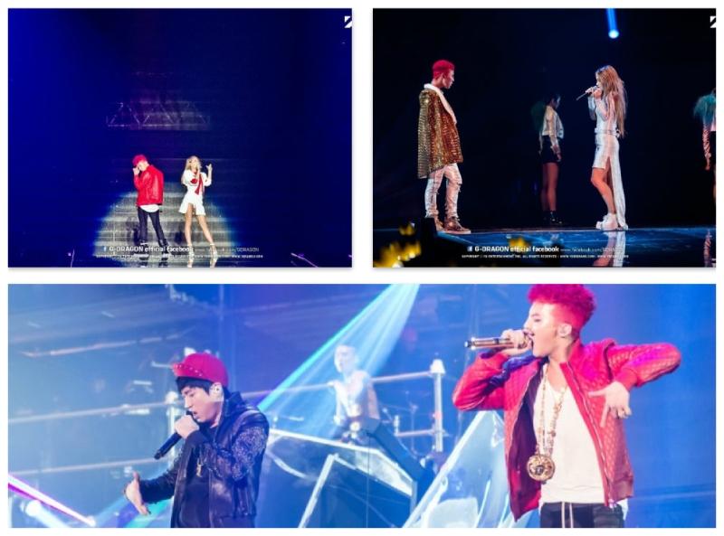 G-Dragon OOAK World Tour 2013 Seoul Korea GD Tablo Lee Hi CL