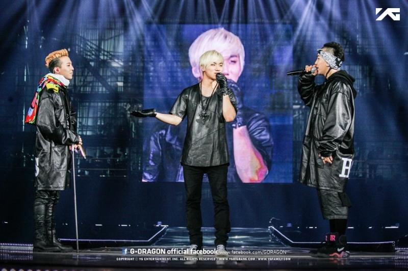 GD World Tour 2013 Osaka GD Daesung Taeyang
