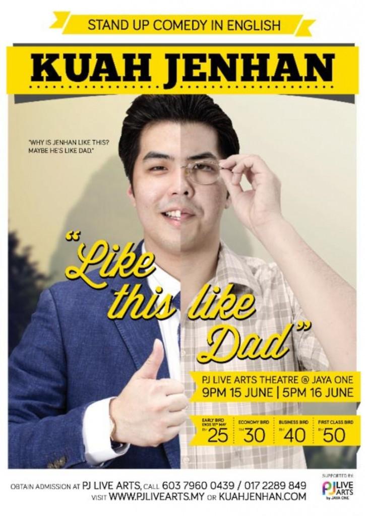 Kuah Jenhan Like This Like Dad