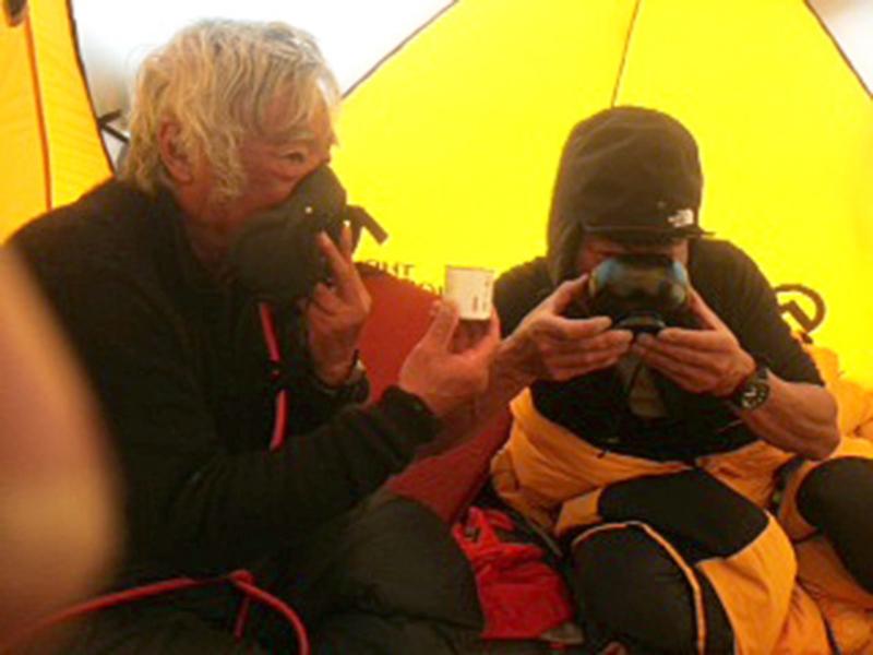 Yuichiro Miura Mount Everest