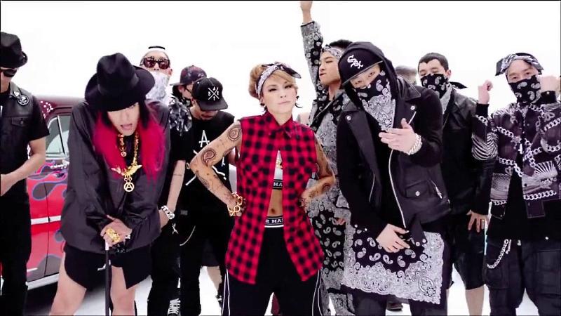 CL The Baddest Female G-Dragon Taeyang Teddy