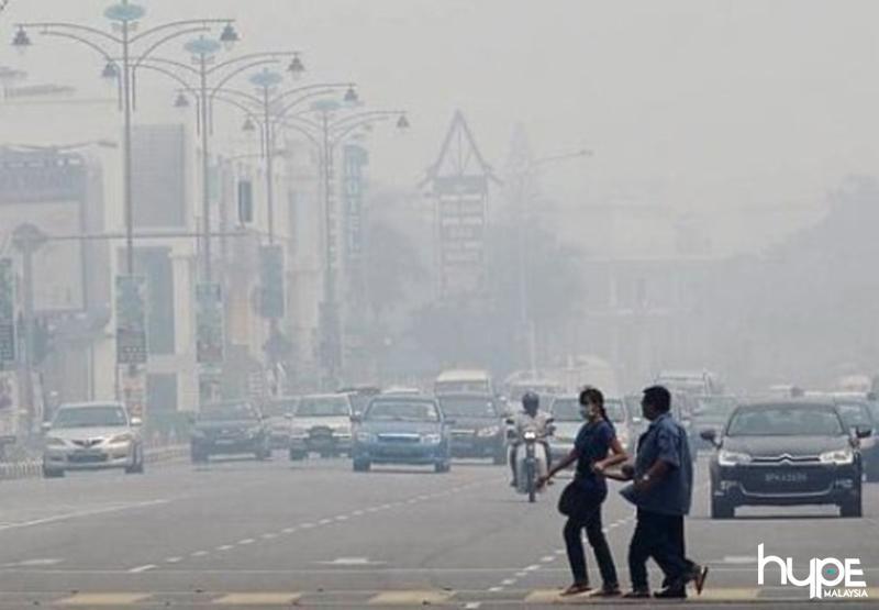Haze Malacca