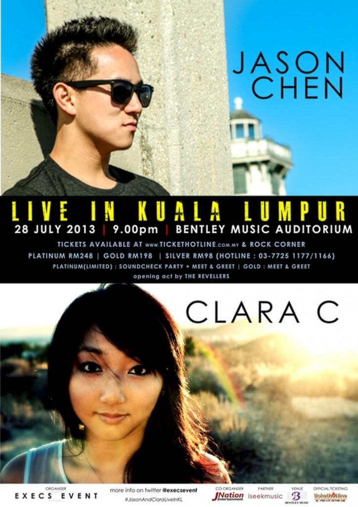 Jason Chen Clara C Malaysia