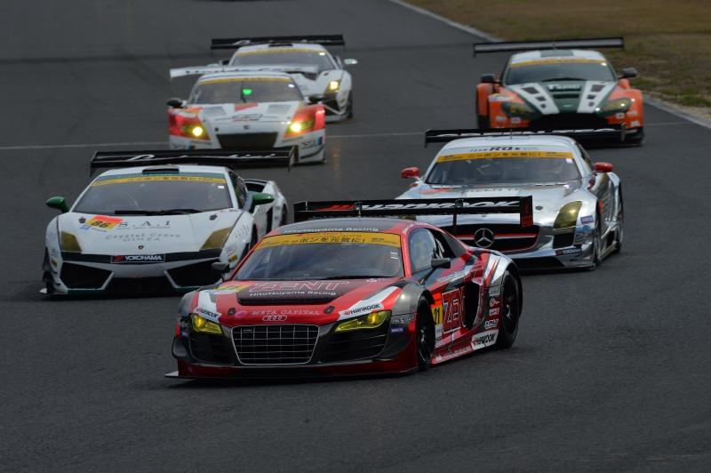 Super GT Race_2