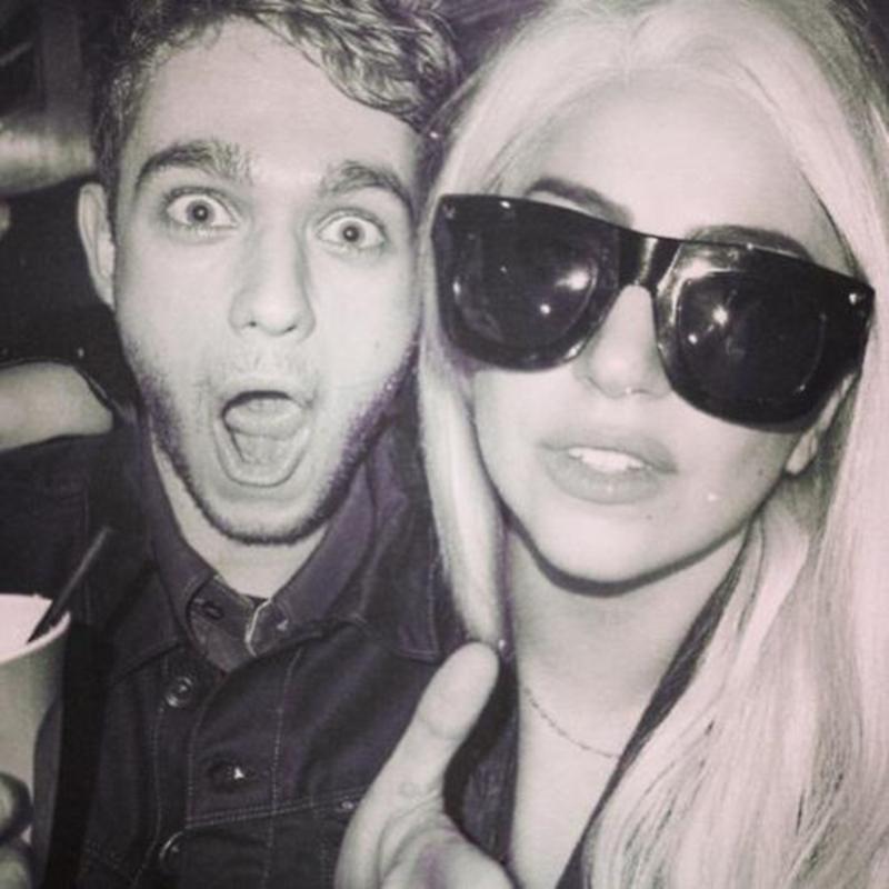 Zedd Lady Gaga