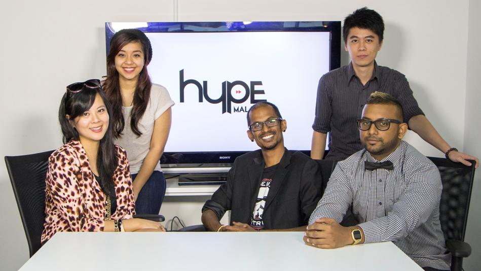 The Hype.My team