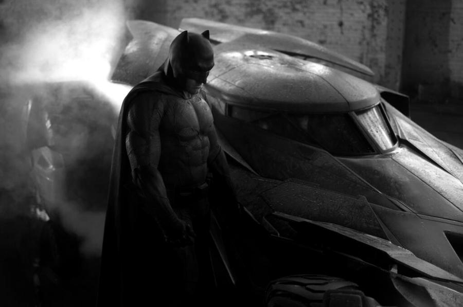 Batman New Suit